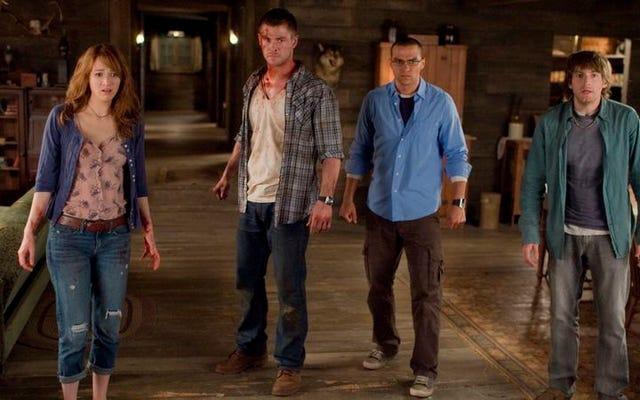The Cabin In The Woods có phải là một bộ phim kinh dị không?