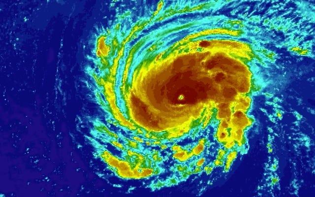 Pourquoi l'ouragan Florence s'intensifie rapidement et ce que cela signifie