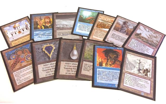 फैन-ऑर्गनाइज्ड मैजिक: द गैदरिंग टूर्नामेंट 1996 से केवल कार्ड की अनुमति देता है