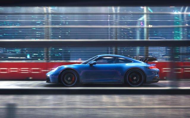 El Porsche 911 GT3 2022 mantiene todo lo que amas y aún se las arregla para ser más rápido