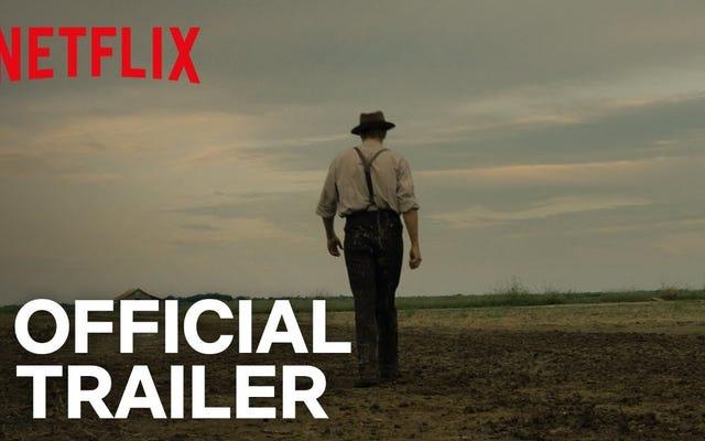 視聴:Netflixのマッドバウンドの公式予告編