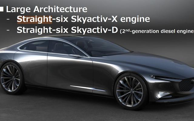 Mazda sfida BMW e Mercedes, svergogna Toyota con lo sviluppo del nuovo motore Skyactiv-X a sei cilindri in linea