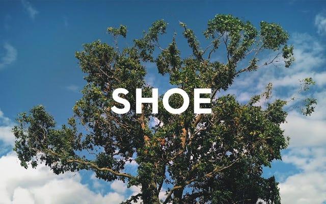 Sepatu Paling Nyaman Tumbuh di Pohon, Tidak Perlu Kaus Kaki