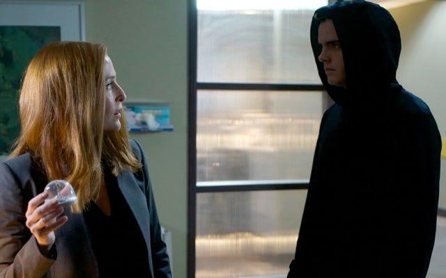 Opini: Anak Scully Menyebalkan