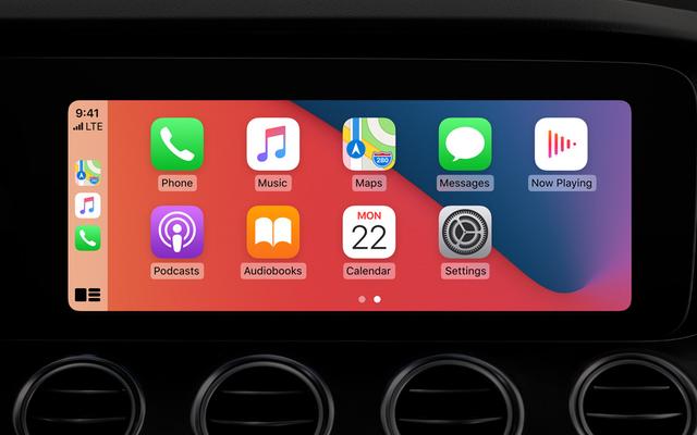IOS 14 में CarPlay वॉलपेपर कैसे जोड़ें