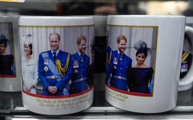 L'histoire mouvementée des Royals avec des emplois