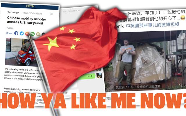 Media Sosial Dan Negara Tiongkok Telah Memperhatikan Saya Membeli Changli, Mobil Listrik Termurah Di Dunia