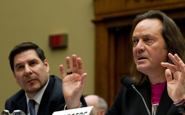 レポート:恐ろしいT-MobileとSprintの合併を支持する裁判官