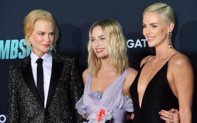 Beyaz Kadınlar 2019'da Her Zamankinden Daha Fazla Film Başlığı Yaparken Renkli Kadınların Rolleri Düştü