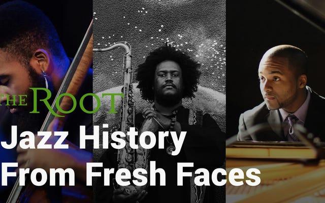 見る:ジャンルの最も新鮮な顔のいくつかによるジャズの簡単な歴史