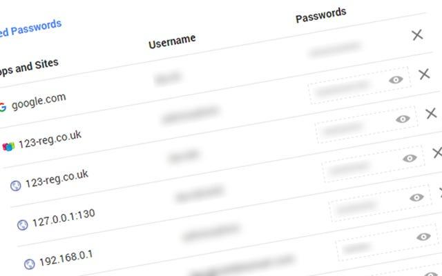 अपने सहेजे गए क्रोम पासवर्ड कैसे देखें