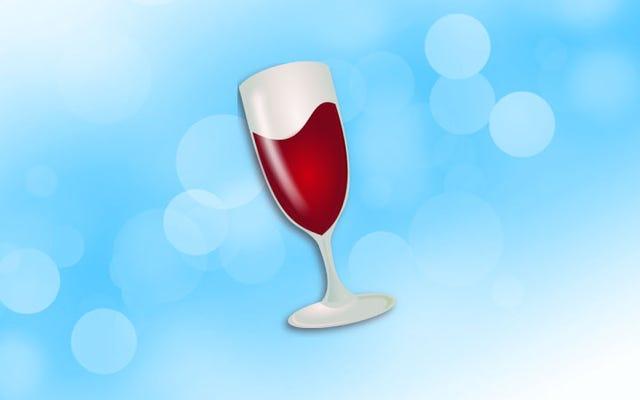 Wine ซอฟต์แวร์ที่ช่วยให้คุณรันแอพ Windows บน Mac และ Linux ฮิตเวอร์ชัน 2.0