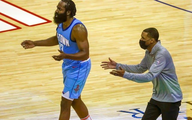 Houston Rockets ganan en divorcio de James Harden
