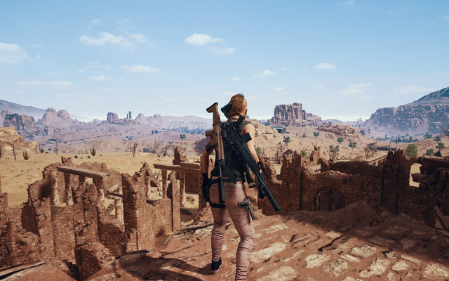Di Xbox, Battlegrounds Is More Of The Janky, Troubled Game I Love