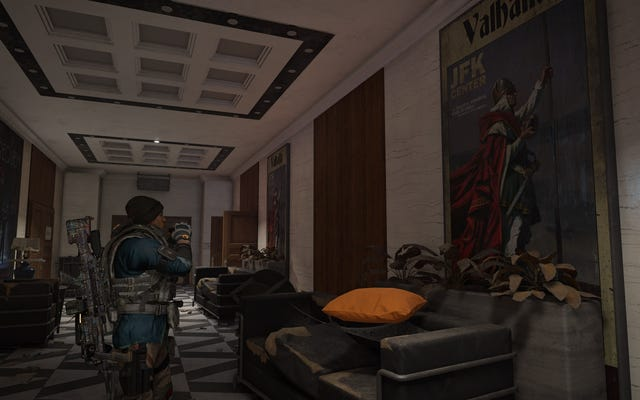 Dziwna złośliwość w The Division 2 ujawnia fasolę w następnym Assassin's Creed