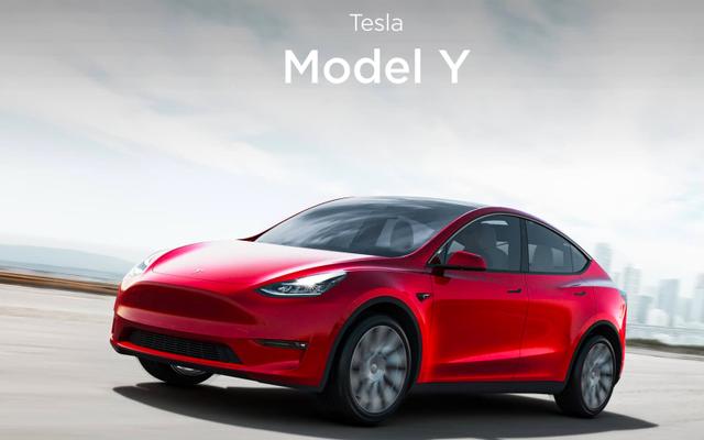 新しいテスラモデルYとモデル3の比較は次のとおりです。