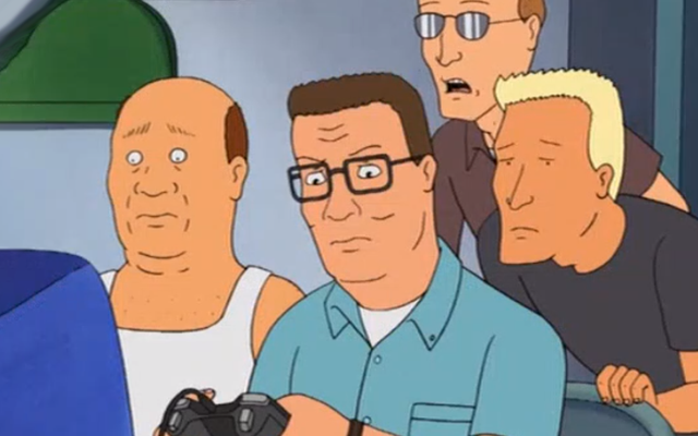 ヒルビデオゲームの最初で唯一の王が19年前に登場し、それは退屈です