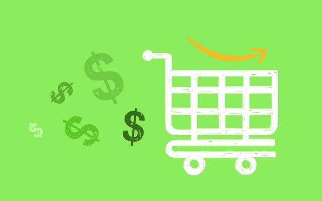 Amazon पर खरीदारी के बिना Amazon.com मूल्य निर्धारण कैसे प्राप्त करें