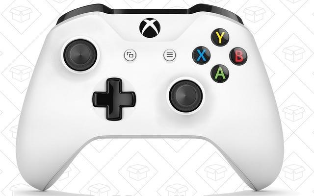 รับคอนโทรลเลอร์ Xbox One S พิเศษ (เข้ากันได้กับ PC) ในราคา $40