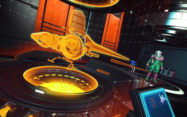 Il nuovo aggiornamento di No Man's Sky ti consente di aggiornare la tua nave