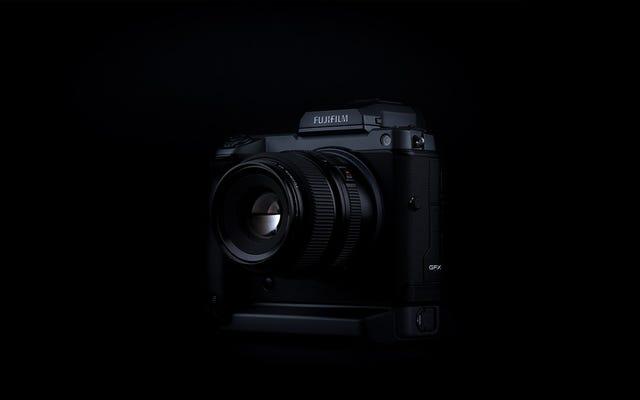 La fotocamera ammiraglia di Fujifilm può ora essere utilizzata nelle scene del crimine e nella conservazione delle opere d'arte