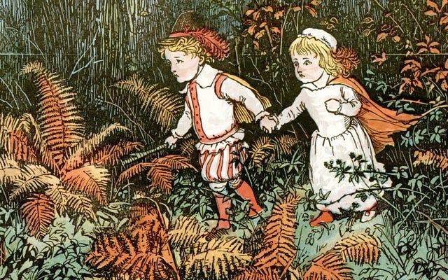 12 वीं सदी के इंग्लैंड में इन रहस्यमयी बच्चों के लिए हरा-भरा होना आसान नहीं था