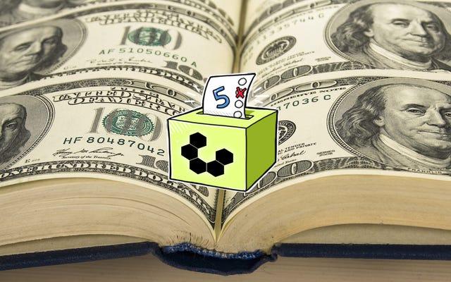 หนังสือการเงินส่วนบุคคลที่ดีที่สุดห้าเล่ม