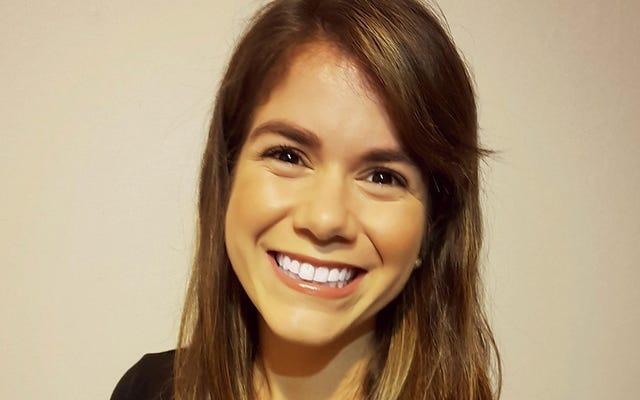 Nhà sinh vật biển Melissa Cristina Márquez bị cá sấu cắn và kéo ... và đã sống để kể câu chuyện của mình