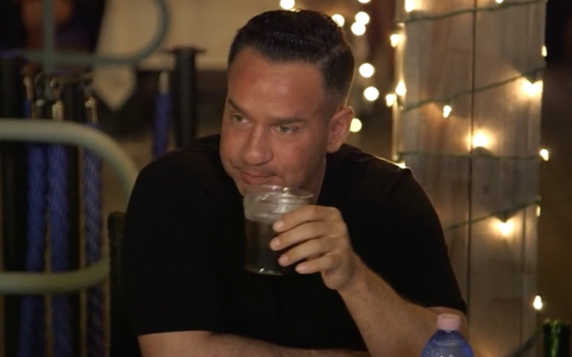 Jersey Shore, abreviado: The Shart Is a Lonely Hunter