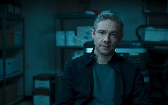 Martin Freeman akan membantu Diane Kruger menendang beberapa mata-mata di The Operative