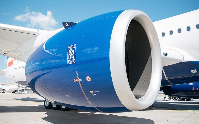 航空機のエンジンをグリルやバードガードでコーティングできない理由