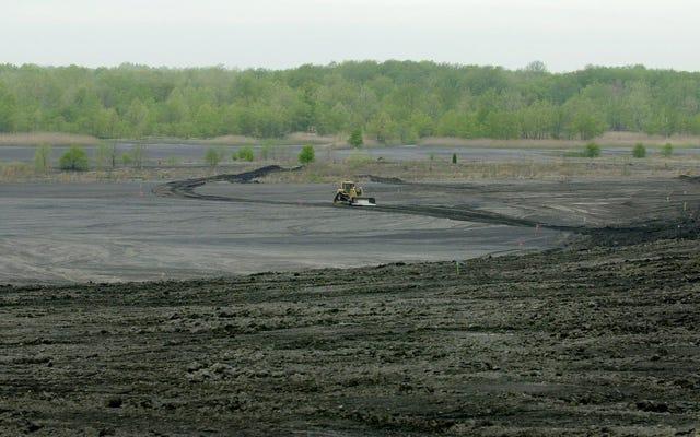 Skema 'Batubara Bersih' Baru di Industri Batubara Kotor