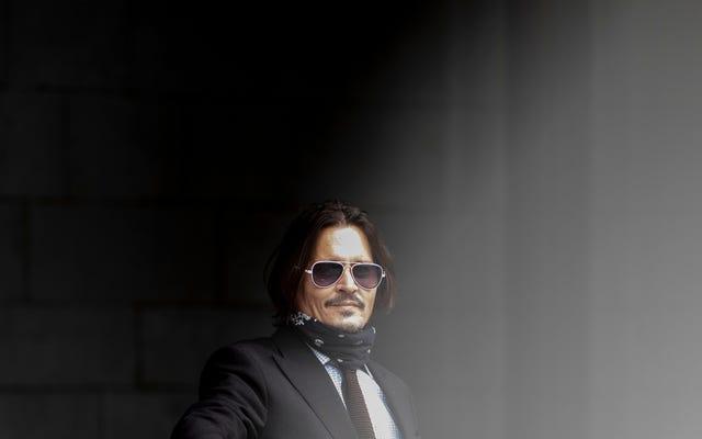 """Johnny Depps Estate Manager nennt ihn einen """"ungewöhnlich freundlichen Mann""""."""