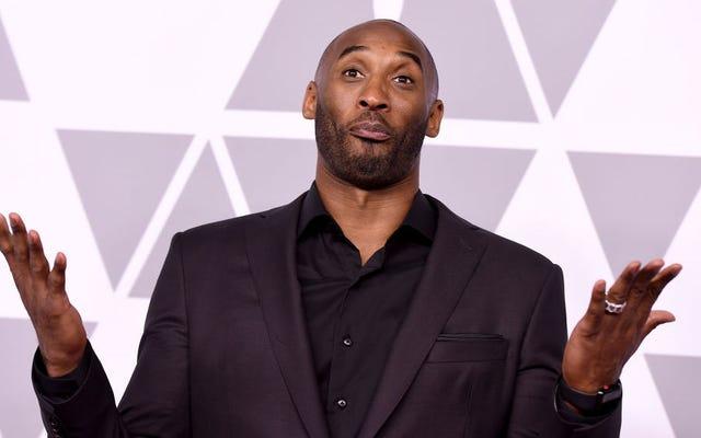 Kobe, sors de ta retraite, lâche