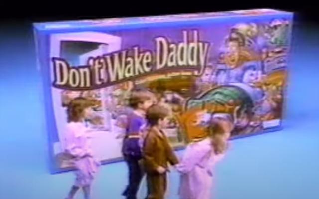 Настольная игра кошмаров моего детства