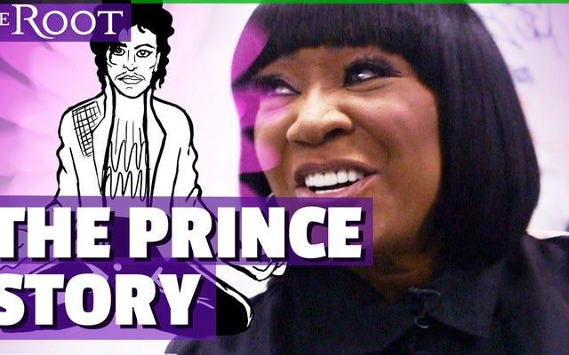 見る:パティ・ラベルは王子を覚えている