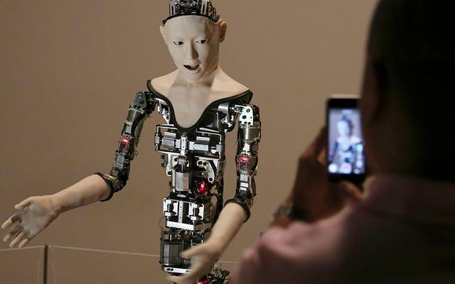 सेक्स रोबोटों को वास्तव में मौत को बकवास कर सकते हैं