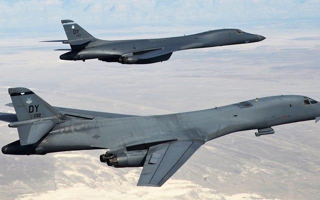 La Fuerza Aérea finalmente está obteniendo el barco Flying Arsenal que tanto necesita