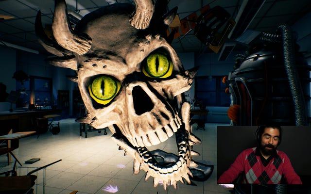 На следующей неделе стартует игра Hide And Shriek в жанре «Прыжок один на один»
