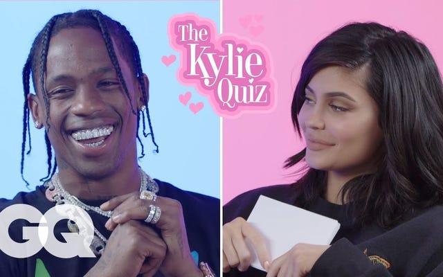 GQ Did the Impossible: Họ khiến Kylie Jenner và Travis Scott có vẻ như một cặp đôi bình thường