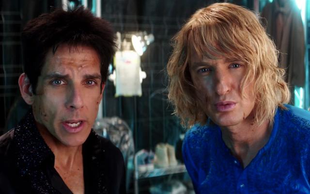 `` Krokmou et Scattershot '': le meilleur des terribles critiques de Zoolander 2