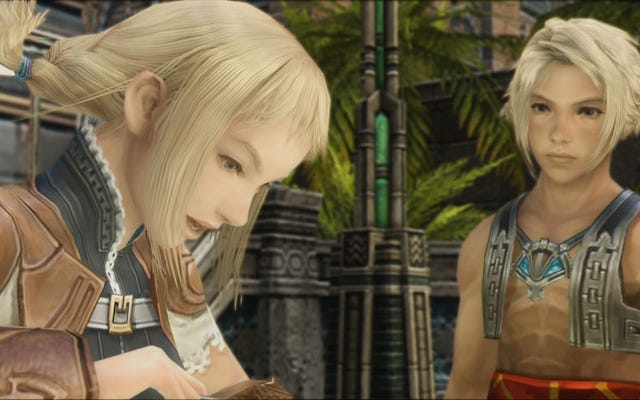Podcast: Final Fantasy XII, Final Fantasy XIV, And ... Other Games