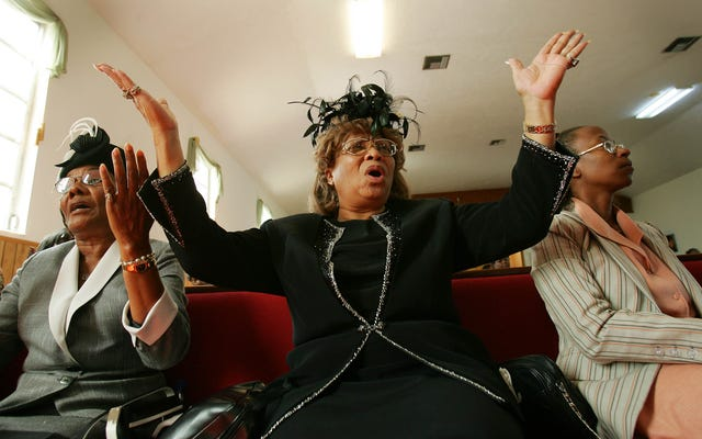 あなたがその気持ちを必要とするときはいつでもあなたが教会にいるようにあなたを感じさせる10のゴスペルの歌