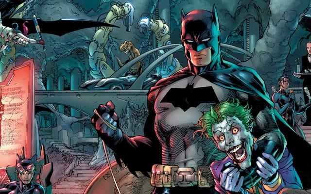 Batman celebra su 80 cumpleaños en Detective Comics # 1000, un espectáculo de antología repleto de estrellas