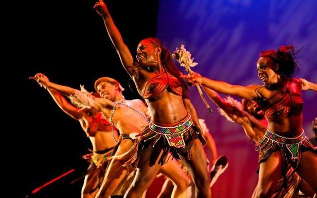 ステップアフリカ!ダンスの20年を祝う