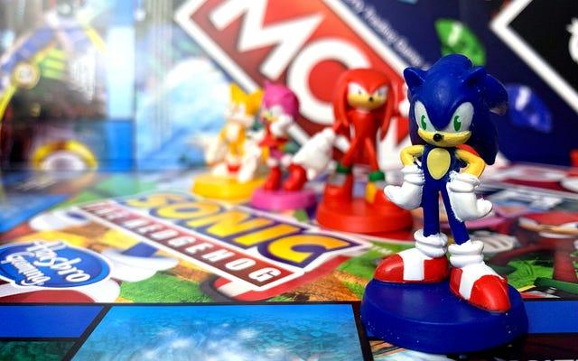 新しいソニックヘッジホッグ独占ゲームは、速く進み、ボスと戦うことについてです