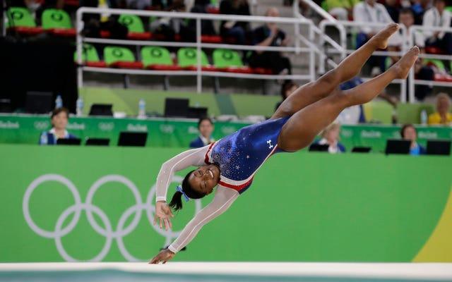 Comment Simone Biles a brisé la gymnastique