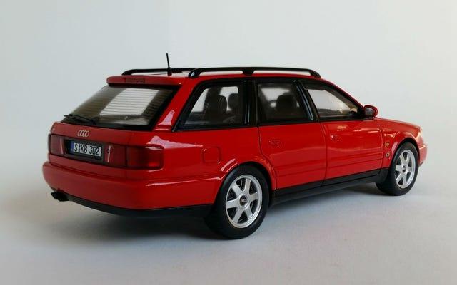 Montrez-nous vos modèles réduits de voitures préférées
