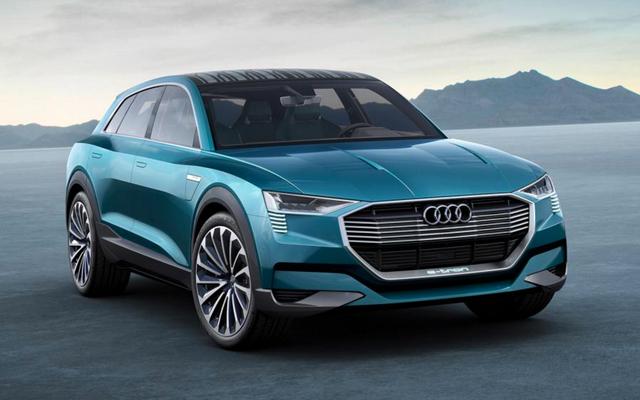 Audi pode exibir um conceito de SUV com célula de combustível de hidrogênio em breve