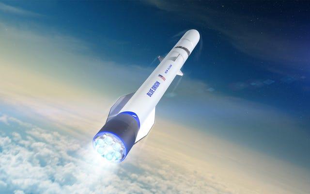 SpaceXに遅れずについていくために、Amazonは3,200を超えるインターネット衛星の打ち上げを目指しています